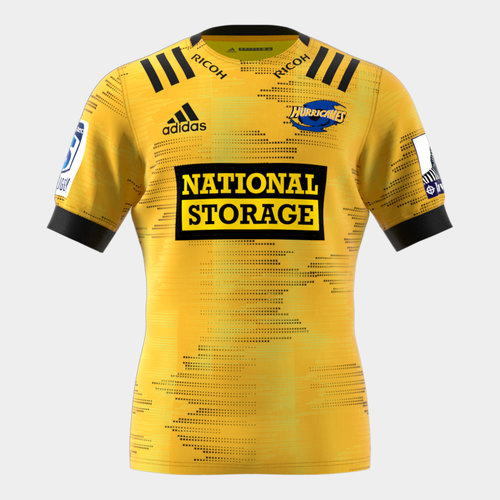 Hurricanes Rugby Home Shirt 2020