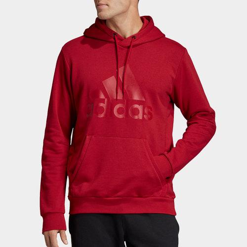 Badge of Sport Hooded Sweat
