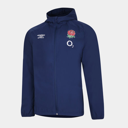 England Rugby Rain Jacket Mens