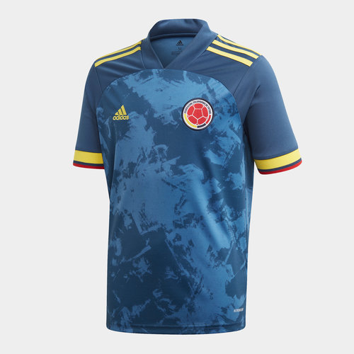 Colombia 2020 Kids S/S Football Shirt