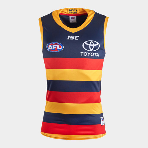Adelaide Crows 2020 AFL Home Replica Guernsey