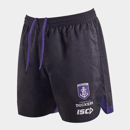 Fremantle Dockers 2020 AFL Players Training Shorts