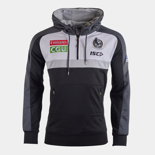Collingwood Magpies 2020 AFL Hooded Sweat