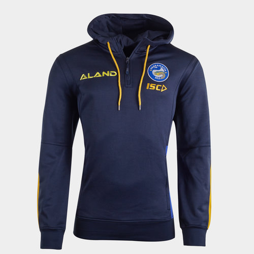 Parramatta Eels NRL 2020 Hooded Rugby Sweat