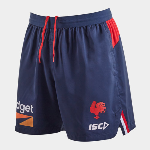 Sydney Roosters NRL 2020 Players Rugby Training Shorts