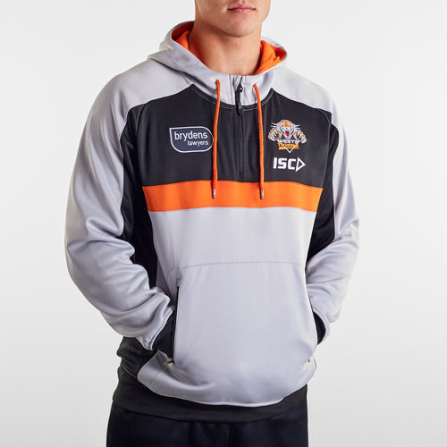 Wests Tigers NRL 2020 Hooded Rugby Sweat
