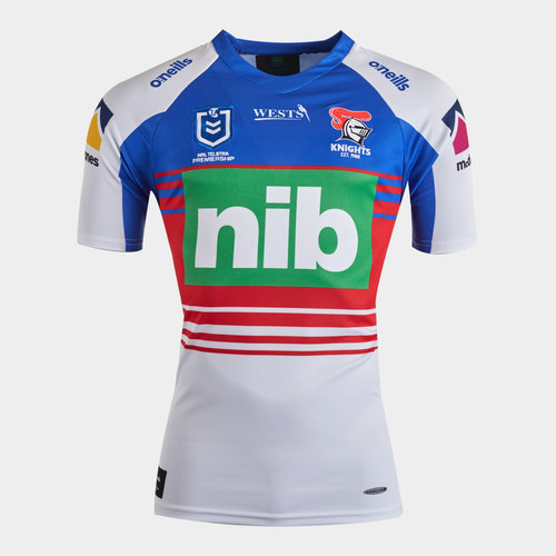 Newcastle Knights 2020 NRL Alternate S/S Rugby Shirt