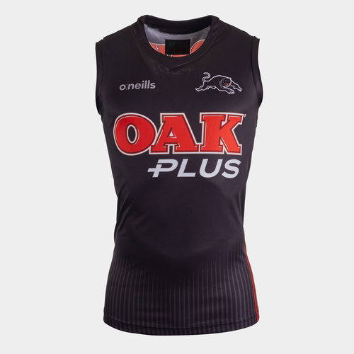 Penrith Panthers 2020 NRL Players Rugby Training Singlet