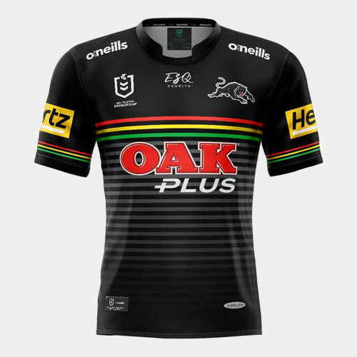 Penrith Panthers 2020 NRL Kids Home S/S Rugby Shirt