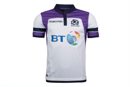 Scotland 2017/18 Alternate S/S Replica Rugby Shirt