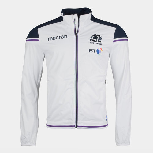 Scotland 2017/18 Players Rugby Anthem Jacket