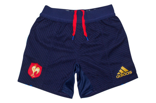 France 2016 Home Players Rugby Shorts
