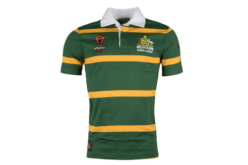 Australia Kangaroos 2017 Special Event S/S Rugby League Shirt