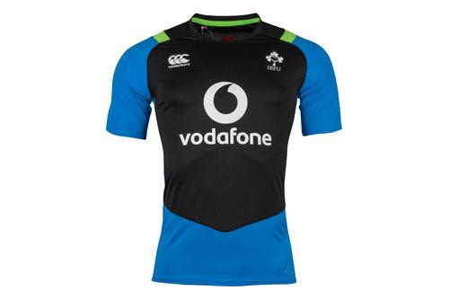 Ireland IRFU 2017/18 Superlight Poly Rugby Training T-Shirt
