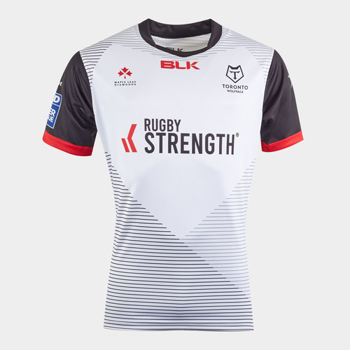 Toronto Wolfpack 2020 Home S/S Rugby League Shirt