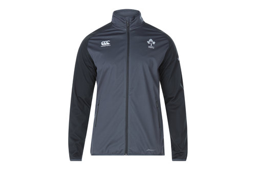 Ireland IRFU 2017/18 Players Anthem Rugby Jacket