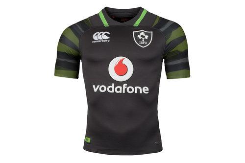 Ireland IRFU 2017/18 Alternate Players Test S/S Rugby Shirt