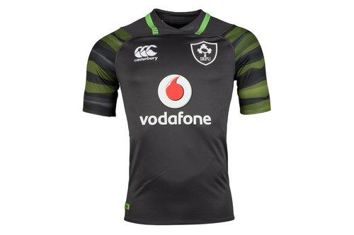 Ireland IRFU 2017/18 Alternate Pro S/S Rugby Shirt