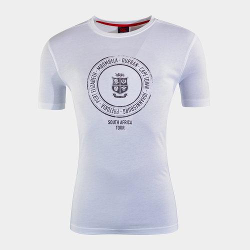 British and Irish Lions Graphic T Shirt Mens