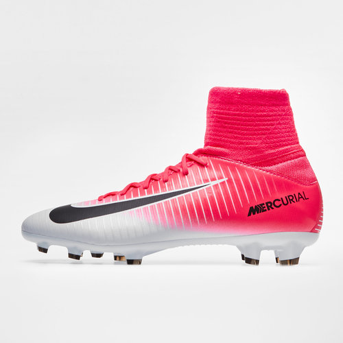 Mercurial Superfly V Kids FG Football Boots