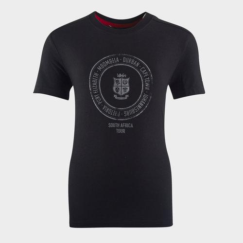British and Irish Lions Graphic T Shirt Junior
