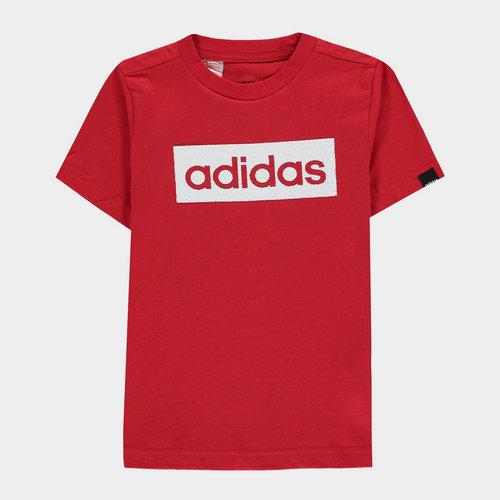 Boost T Shirt Junior Boys