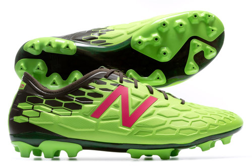 Energy Lime/Military Dark Triumph Green. Product code: 40113. RRP: £160.  Now: £100. Visaro 2.0 Pro AG Football Boots