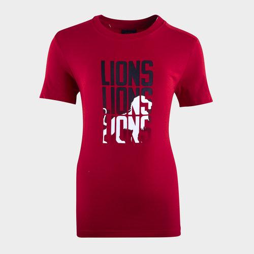 British and Irish Lions T Shirt Junior