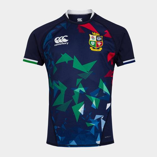 British and Irish Lions Training Shirt Mens