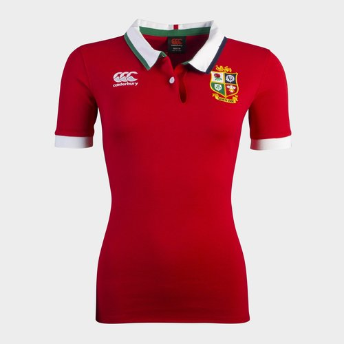 British and Irish Lions S/S Classic Jersey Womens