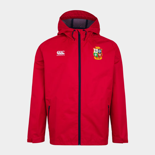 British and Irish Lions Water Resistant Jacket Mens