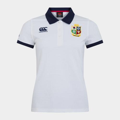 British and Irish Lions Polo Shirt Ladies