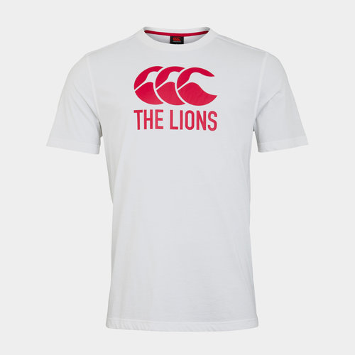 British and Irish Lions Logo T Shirt Mens