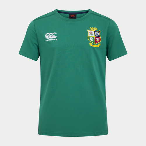 British and Irish Lions T Shirt Junior Boys