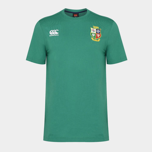 British and Irish Lions Jersey T Shirt Mens