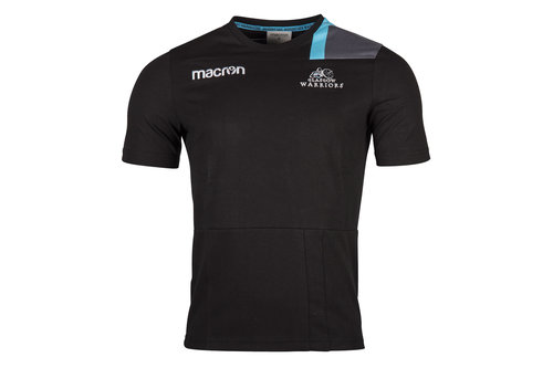 Glasgow Warriors 2017/18 Travel Rugby T-Shirt