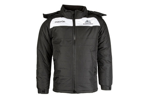 Glasgow Warriors 2017/18 Players Rugby Travel Jacket