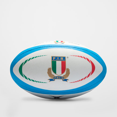 d997ccb90bed8 Gilbert Italy Match XV Rugby Ball, £85.00