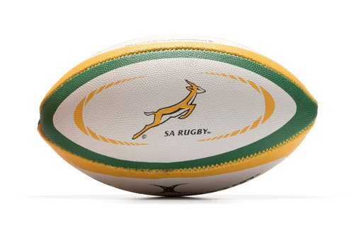 South Africa Official Replica Mini Rugby Ball