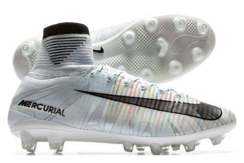 Mercurial Superfly V CR7 AG Football Boots