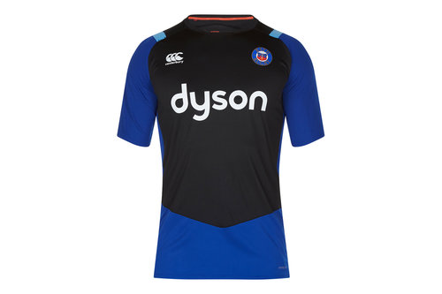 Bath 2017/18 Players Superlight Rugby Training T-Shirt
