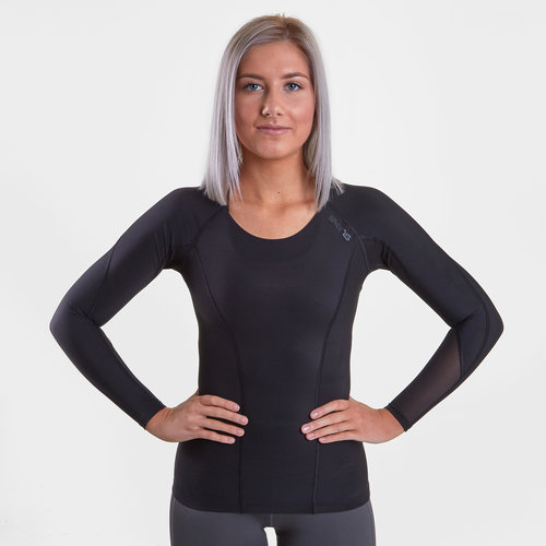 SKINS DNAmic Ladies L/S Compression Top