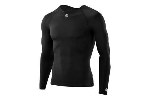 SKINS DNAmic Team Compression L/S Top