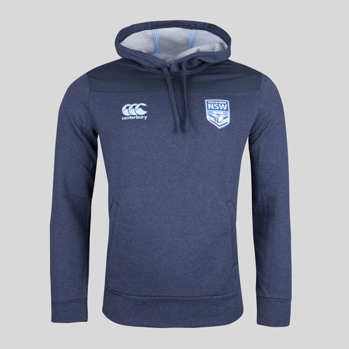 NSW State of Origin 2018 Hooded Rugby Sweat