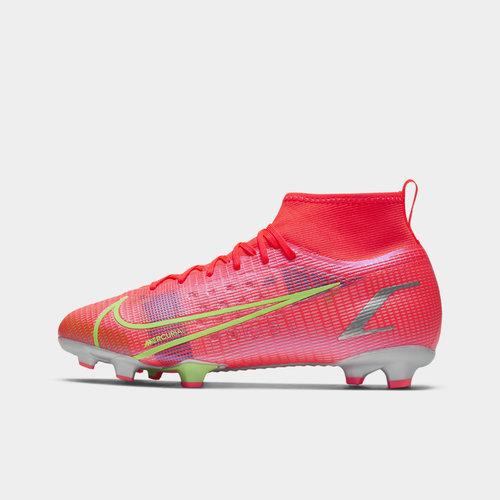 Mercurial Superfly Pro DF FG Junior Football Boots