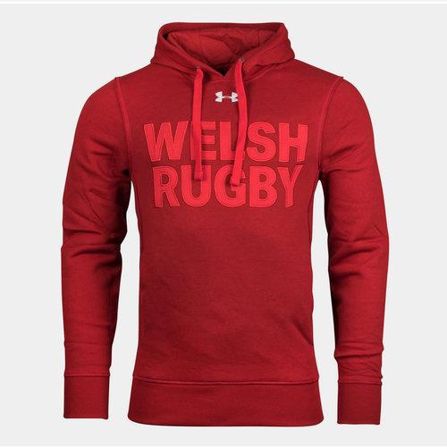 Wales WRU Graphic Hooded Sweat