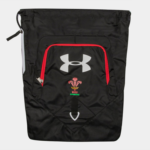 Wales WRU 2017/19 Undeniable Rugby Gym Bag
