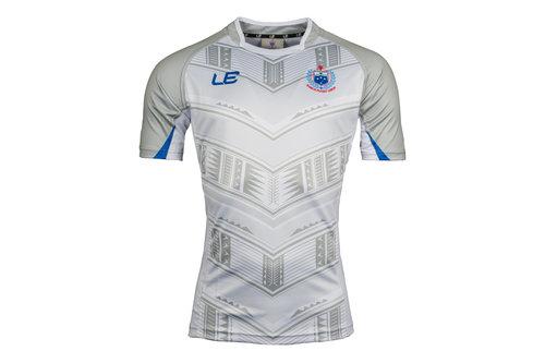 Samoa 2017 Alternate S/S Replica Rugby Shirt