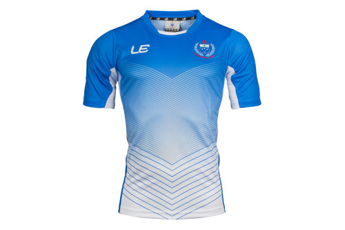 Samoa 2017 Players Rugby Training T-Shirt
