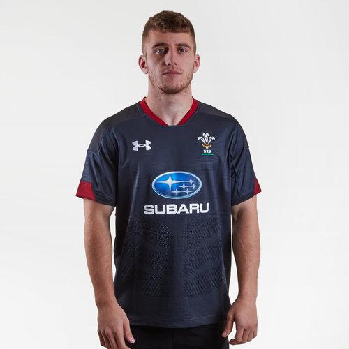 Wales WRU 2018/19 Alternate S/S Replica Shirt